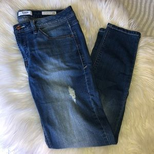 "Kensie ""effortless ankle"" jeans"
